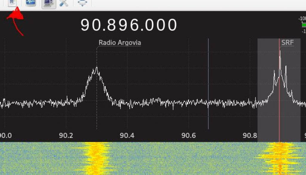 Build an automatic frequency scanner with RTL-SDR and Gqrx - Slowmin